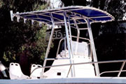 Pacific Yacht Towers Boat T-Top
